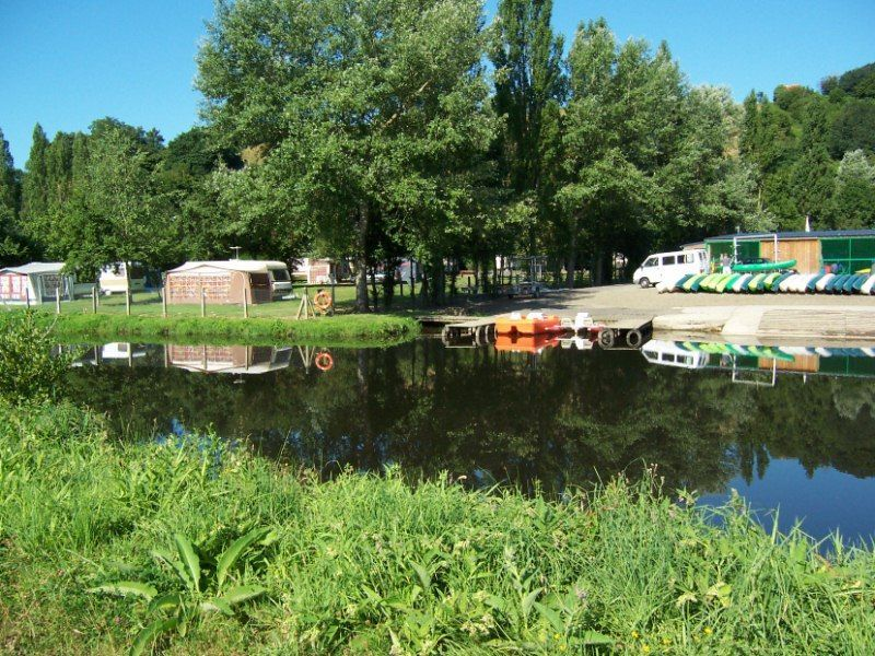 Le Camping De Pont Farcy